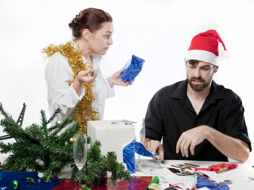 Avoid family drama and holiday stress