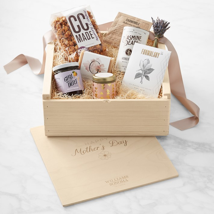 Williams Sonoma Mother's Day Gift Crate