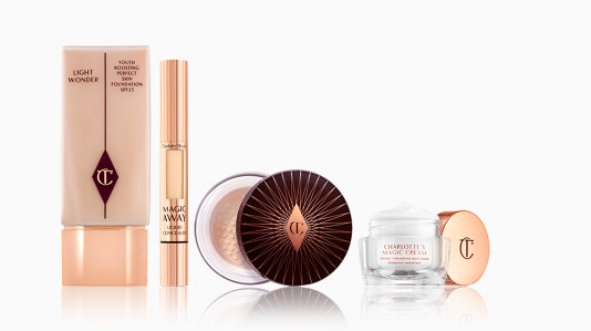 Charlotte Tilbury Fresh Glowing Finish Kit