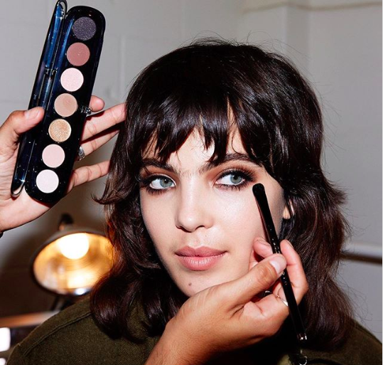 Marc Jacobs Smokey Eye NYFW 2020