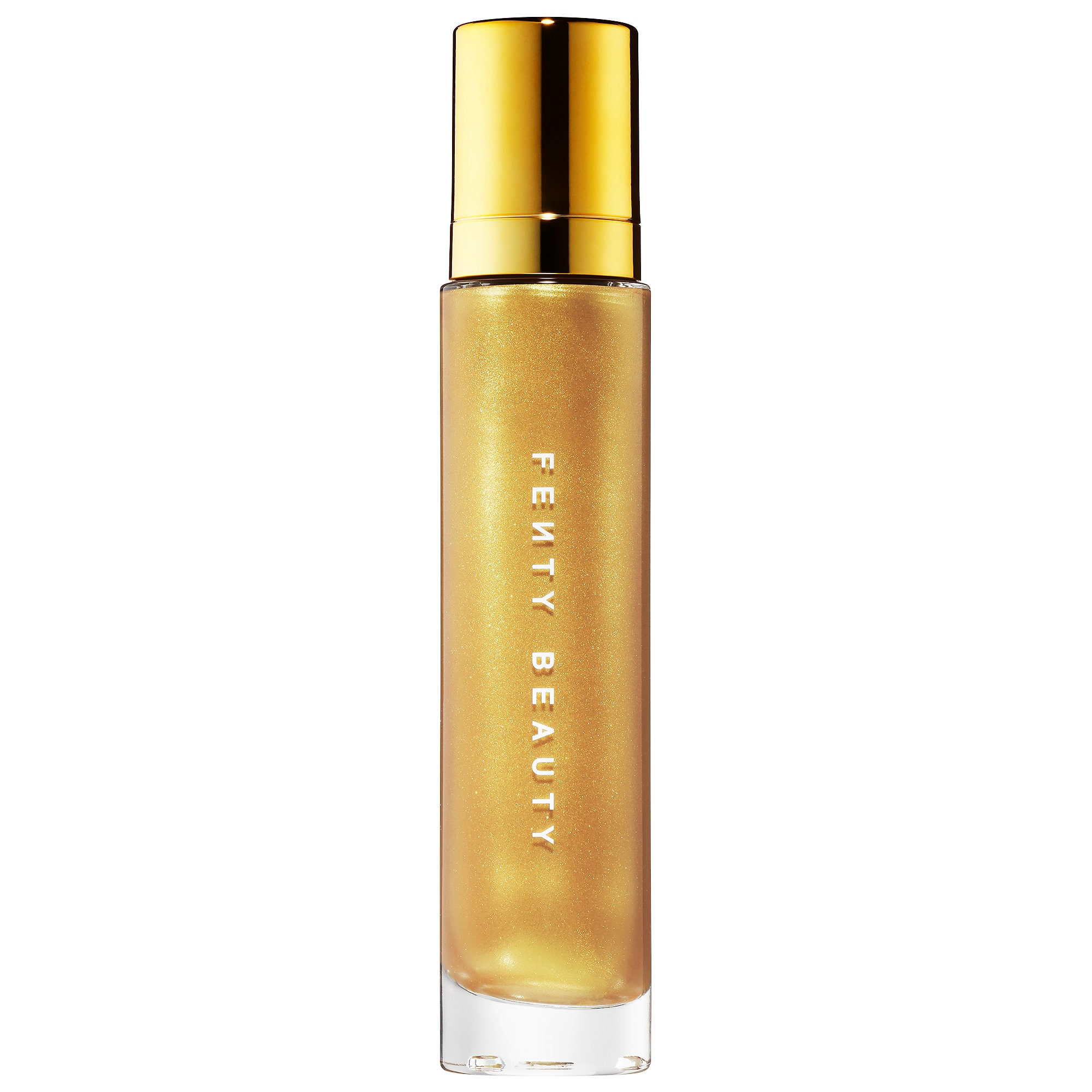Fenty Gold Body Shimmer